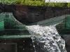 Particolare del Giardino Botanico realizzato da Maurizio del Piano a Boario