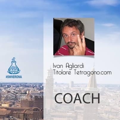 Coach a Startup Weekend Verona